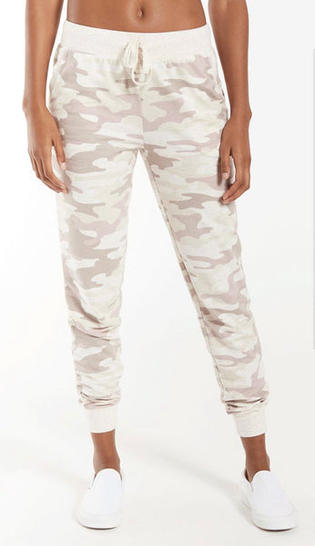 The Camo Joggers Pink Camo