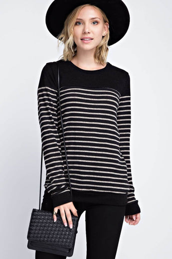 Fall In Love Sweater - Sweater- Lucy and Lou Boutique - www.lucyandlou.com