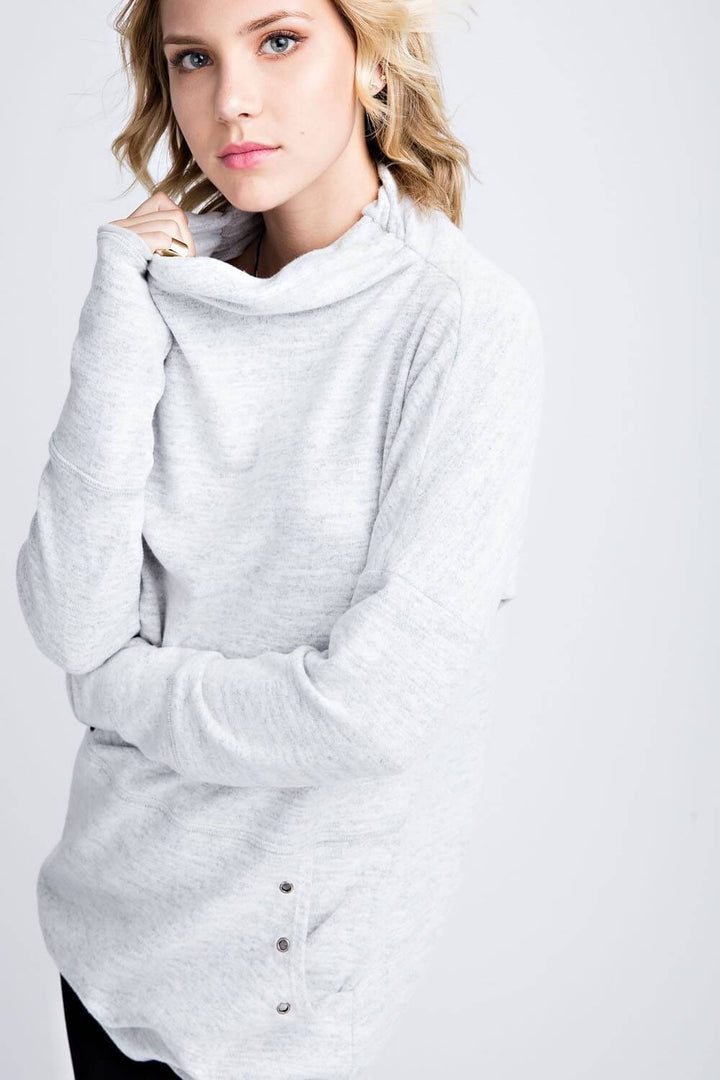 Open My Heart - Sweater- Lucy and Lou Boutique - www.lucyandlou.com