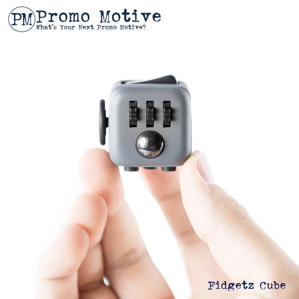 Fidget cube called Fidgetz. Promotional Product for 2017!