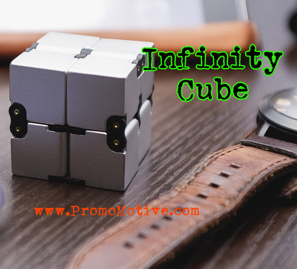 the newest fidget the infinity cube