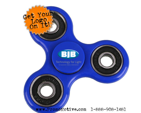 business get your logo on a fidget spinner. Fidget spinner for logoing
