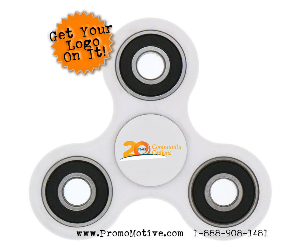 fidget spinners for tradeshow and conferences are hot, hot, hot!