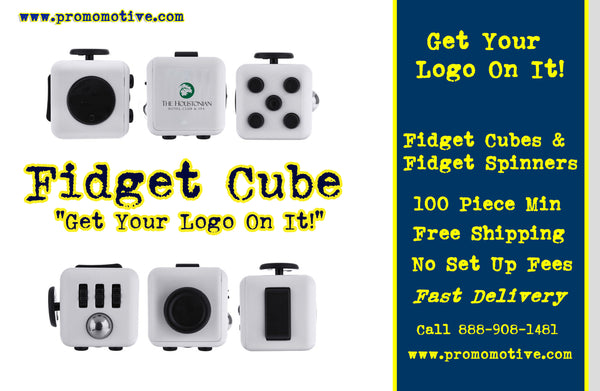 Fidget Cubes for conventions and treashows