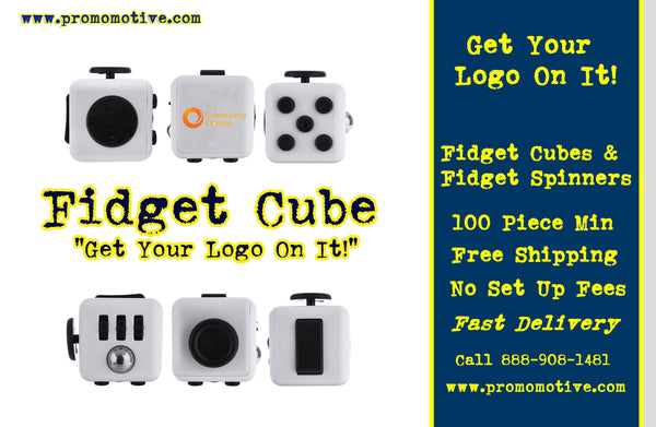 Fidget Cubes are America's top promotional product.
