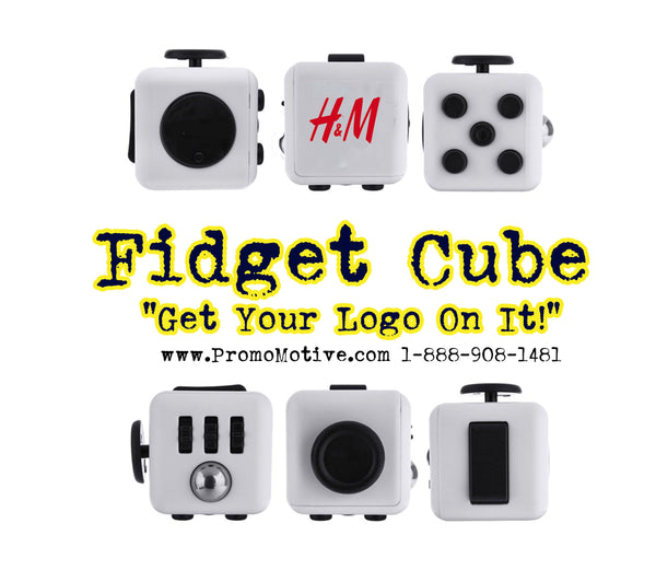 H & M Gets Their Logo On A Fidget Cube