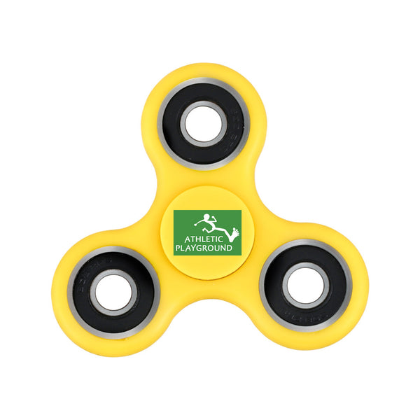 get your logo on a fidget spinner today