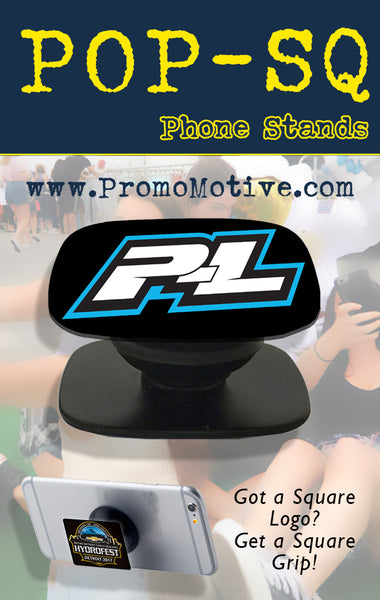 pop socket style pop phone grips for tradeshow swag