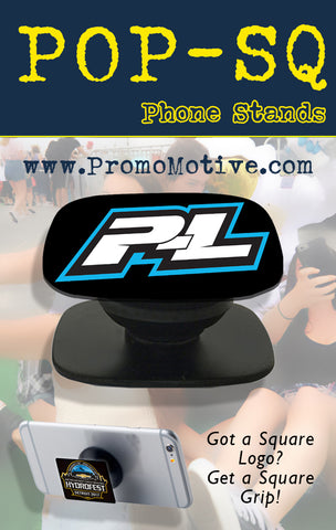 Square Popsocket for tradeshows