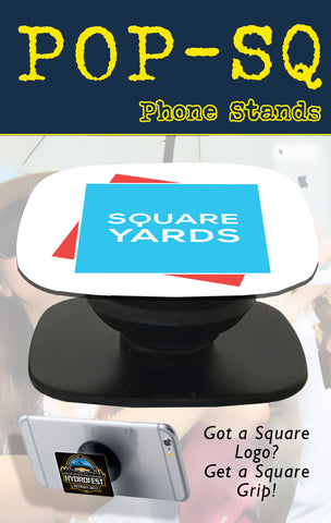 promo Square popsocket for android