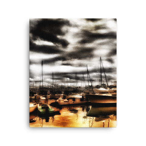 Boats14/Canvas