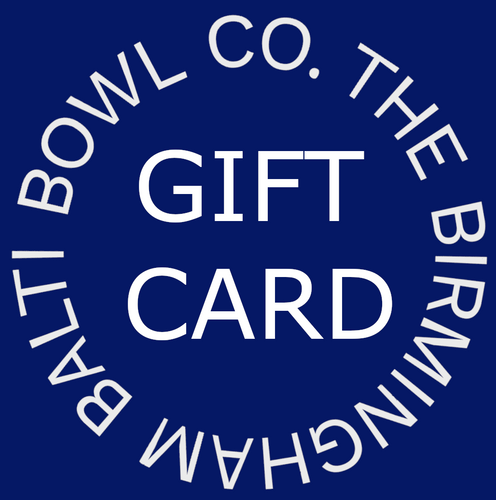 The Birmingham Balti Bowl Co. GIFT VOUCHER