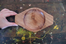 Wooden Balti Bowl Stand