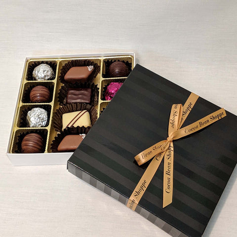 Boxed Chocolate Truffles. Assorted. SALE. 20% OFF.