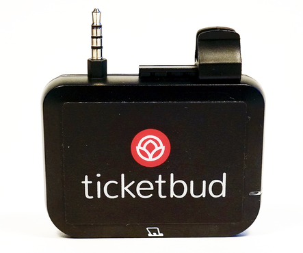 Ticketbud announces new mobile Point of Sale system.