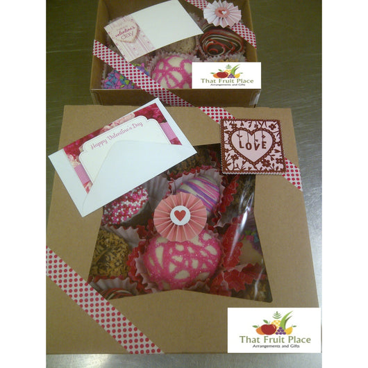 Chocolate Covered Strawberries Gift Box That Fruit Place