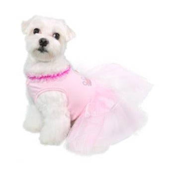 Pooch Outfitters Pink Meghan Dog Party Dress-Paws & Purrs Barkery & Boutique