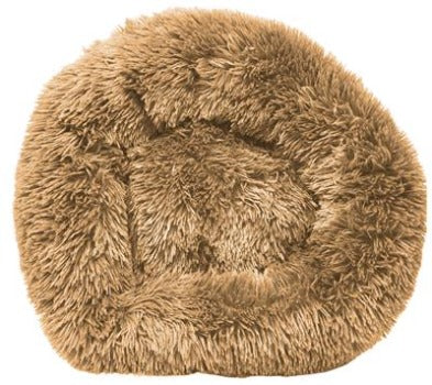 Pet Life 'Nestler' High-Grade Plush and Soft Rounded Dog Bed-Paws & Purrs Barkery & Boutique