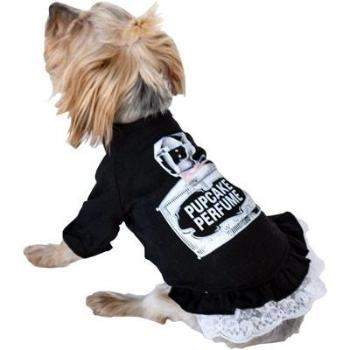 The Dog Squad Vintage Perfume Dog Shirt-Paws & Purrs Barkery & Boutique