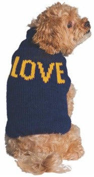 Chilly Dog Alpaca Love Dog Sweater-Paws & Purrs Barkery & Boutique