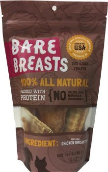 Bare Bites Bare Breasts Chicken Breast Treats-Paws & Purrs Barkery & Boutique