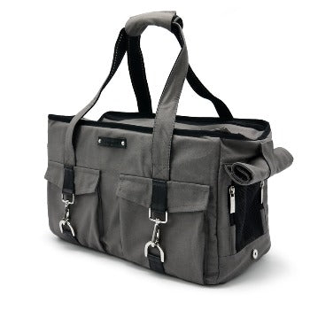 Buckle Tote BB - Charcoal