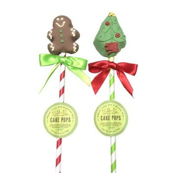 Bubba Rose Biscuit Company Christmas Cake Pops Dog Treats-Paws & Purrs Barkery & Boutique