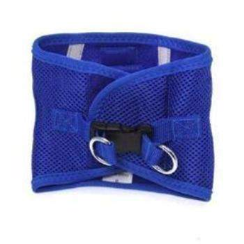 Doggie Design American River Cobalt Blue Ultra Choke Free Dog Harness-Paws & Purrs Barkery & Boutique