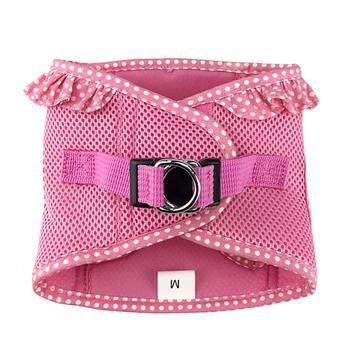Doggie Design American River Polka Dot Pink Dog Harness-Paws & Purrs Barkery & Boutique