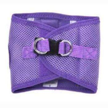 American River Ultra Choke Free Dog Harness - Paisley Purple.