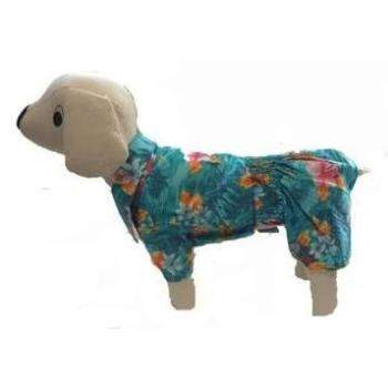Pampet Puppe Love Aloha Hawaiian Dog Shirt & Shorts Set-Paws & Purrs Barkery & Boutique