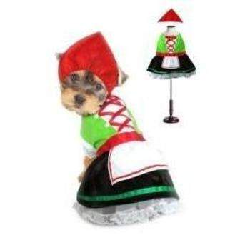 Pampet Puppe Love Alpine Girl Dog Costume-Paws & Purrs Barkery & Boutique