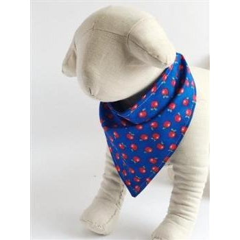Apple Dog Bandana (Dog-Bana)
