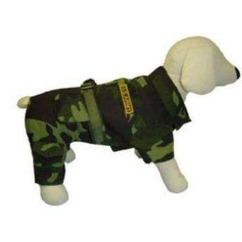 Pampet Puppe Love Army Dog Jumper-Paws & Purrs Barkery & Boutique