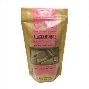 Alaskan for More Salmon Dog Treats