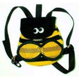 Bee Backpack/Harness-Harnesses,Accessories-Paws & Purrs Barkery & Boutique