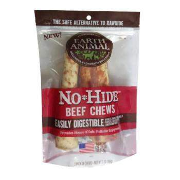 Earth Animal No Hide Beef Chews Dog Treats-Paws & Purrs Barkery & Boutique