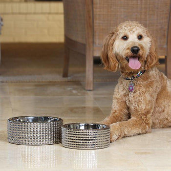 Unleashed Life Berlin Pet Bowls-Paws & Purrs Barkery & Boutique