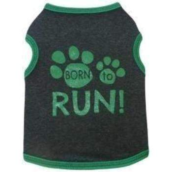 I See Spot Born to Run Dog Tank-Paws & Purrs Barkery & Boutique