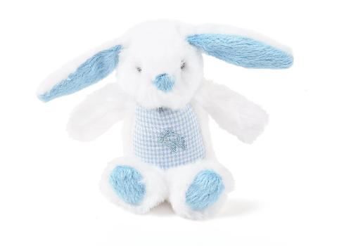 Oscar Newman Bunny Pipsqueak Dog Toy-Paws & Purrs Barkery & Boutique
