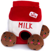 Zippy Paws Holiday Burrow - Santa's Milk & Cookies Dog Toy-Paws & Purrs Barkery & Boutique