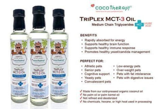 CocoTherapy TriPlex™ MCT-3 Oil