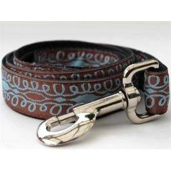 Calligraphy Leash-Leashes-Paws & Purrs Barkery & Boutique