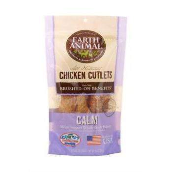 Earth Animal Calming USA Chicken Jerky Dog Treats-Paws & Purrs Barkery & Boutique