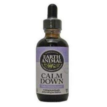 Earth Animal Calm Down for Anxiety in Dogs 2oz-Paws & Purrs Barkery & Boutique