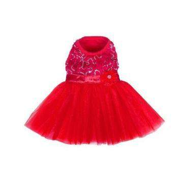 Pooch Outfitters Cassandra Party Dog Dress - Paws & Purrs Barkery & Boutique