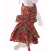 Cha-Cha Couture Holiday Doggy Dress w/Leash-Paws & Purrs Barkery & Boutique