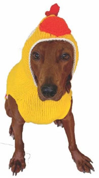 Chilly Dog Chicken Dog Hoodie Sweater-Paws & Purrs Barkery & Boutique