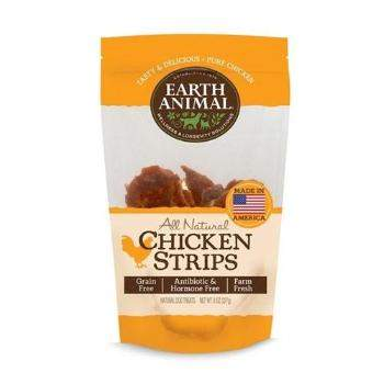 All Natural USA Chicken Strip Treats 8oz
