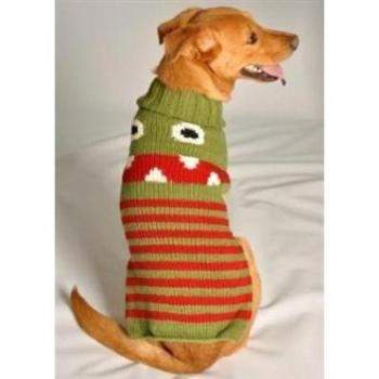 Chilly Dog Little Monster Dog Sweater-Paws & Purrs Barkery & Boutique